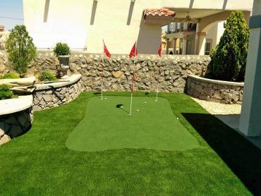 Artificial Turf Installation Escalon, California Landscape Photos, Backyard Makeover artificial grass