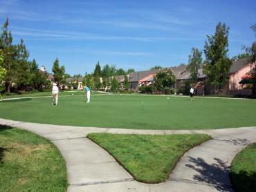 Artificial Grass Photos: Artificial Turf Installation San Anselmo, California Landscape Design, Commercial Landscape