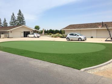 Artificial Grass Photos: Artificial Turf Installation Santa Rosa, California Office Putting Green, Front Yard Ideas