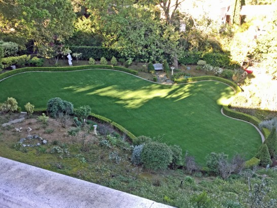 Artificial Turf Installation Tomales, California Lawn And Garden, Backyard Landscaping artificial grass