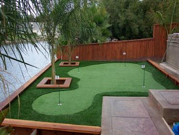 Artificial Grass Photos: Plastic Grass San Leandro, California Rooftop, Beautiful Backyards