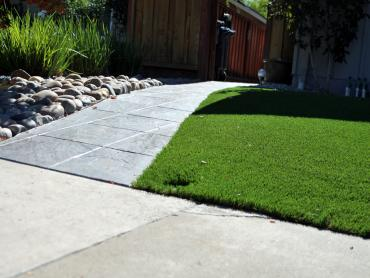 Artificial Grass Photos: Synthetic Turf Sonoma, California Lawn And Landscape, Front Yard