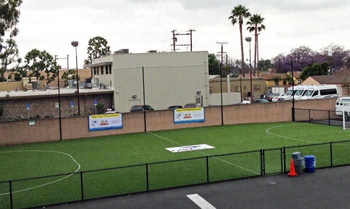 Sports Fields Synthetic Grass in San Francisco and San Francisco area
